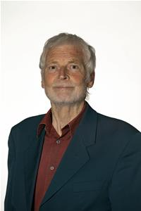 Profile image for Councillor Geof Cooke